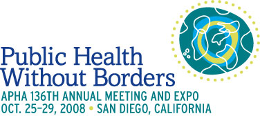 136th Annual Meeting of the American Public Health Association